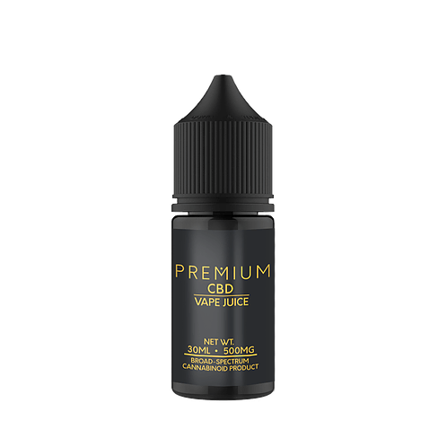 500MG CBD Vape Juice