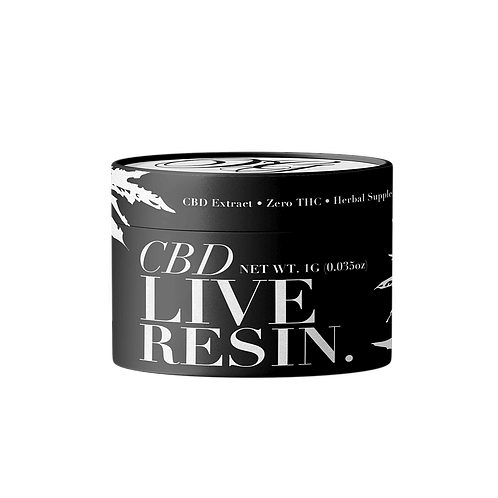 1g CBD Live Resin