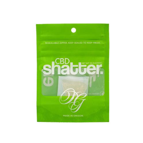 OG CBD Shatter