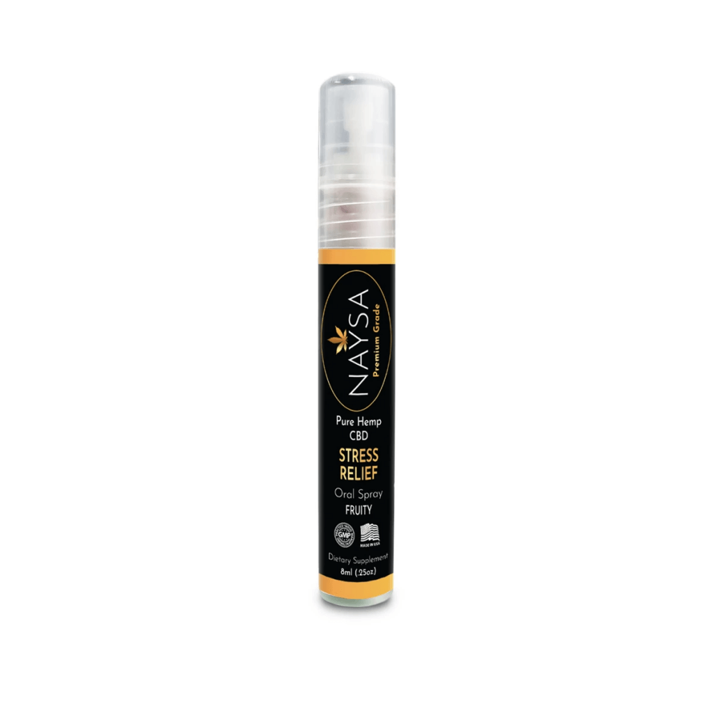 CBD Stress Relief Spray 52mg